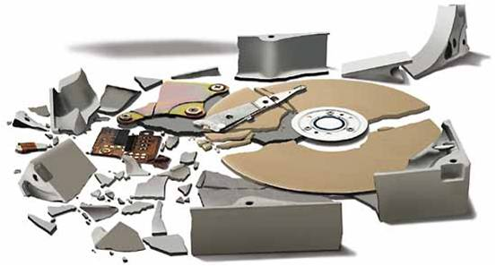 VisionTek can replace your hard drive!